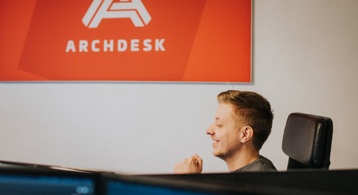 Archdesk CEO