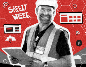 Archdesk and the #ConstructionSafetyWeek